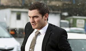 Adam Johnson found not guilty on one count of sex with schoolgirl