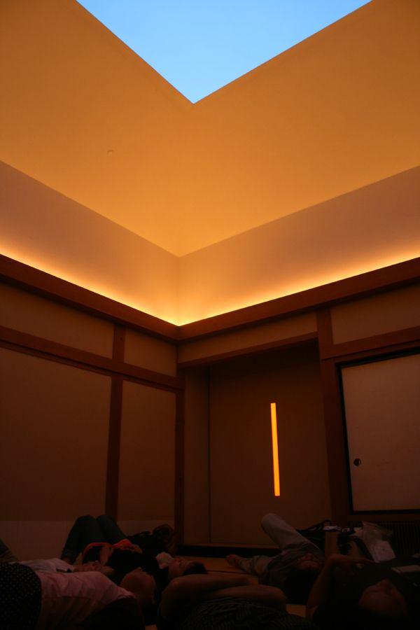 ジェームズ・タレルの「光の館」 | tamalog