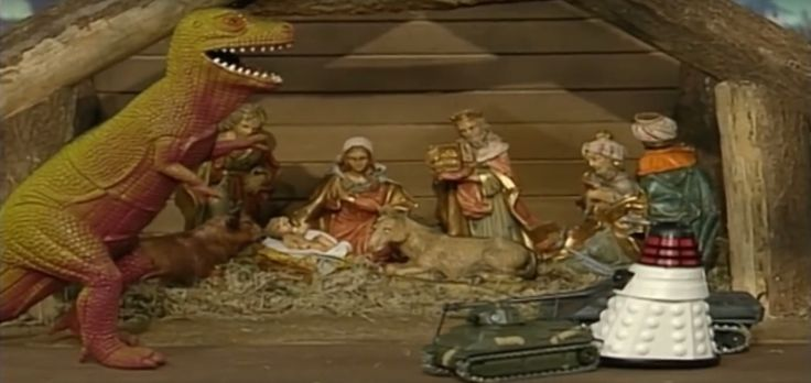 Funny Nativity Mr Bean Scene Mr Bean lost in fun with toys at christmas shopping……  http://bit.ly/1OrTVlN  www.howley.in  #mrbean #fun #christmas #shopping #toys #must #watch #howley