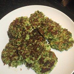 Low Carb Zucchini Pancakes - Allrecipes.com
