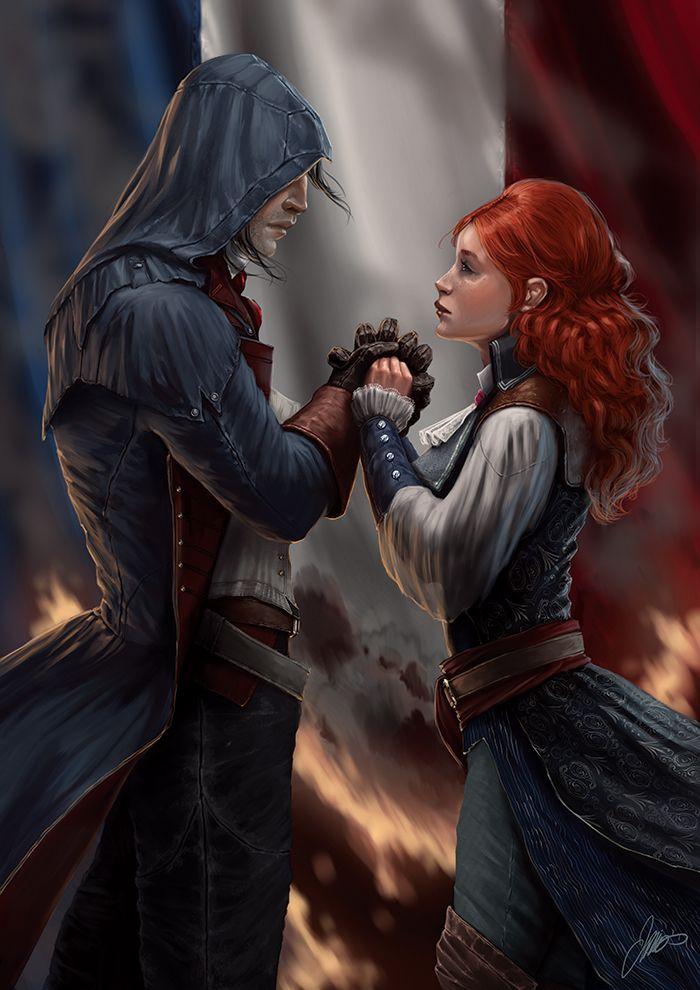 Arno and Elise •Jodie Muir
