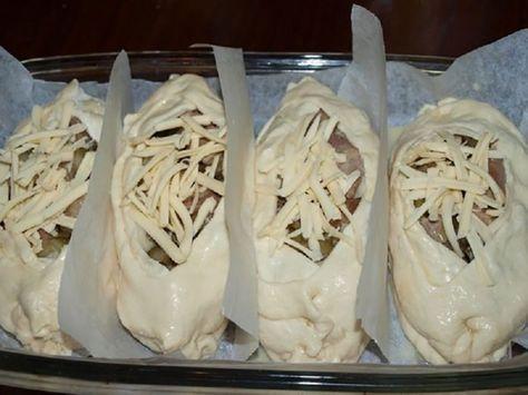 Egy ügyes háziasszony minden nap finomságokkal lepi meg a családját, mi most mutatunk neked egy olyan receptet, amivel elkápráztathatod a családot! Hozzávalók: 1 kg burgonya 500 g leveles tészta 400 g csirke, vagy sertéshús 1 hagyma 150 g savanyú uborka 50 g sajt olaj só bors Elkészítés: A burgonyát hámozd[...]
