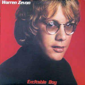 Warren Zevon - Excitable Boy: buy LP, Album at Discogs
