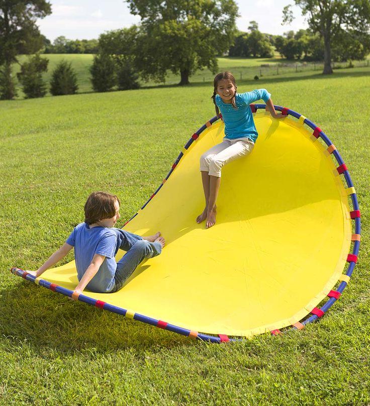 Wonder Wave | Children's Outdoor Play Toys | HearthSong ...