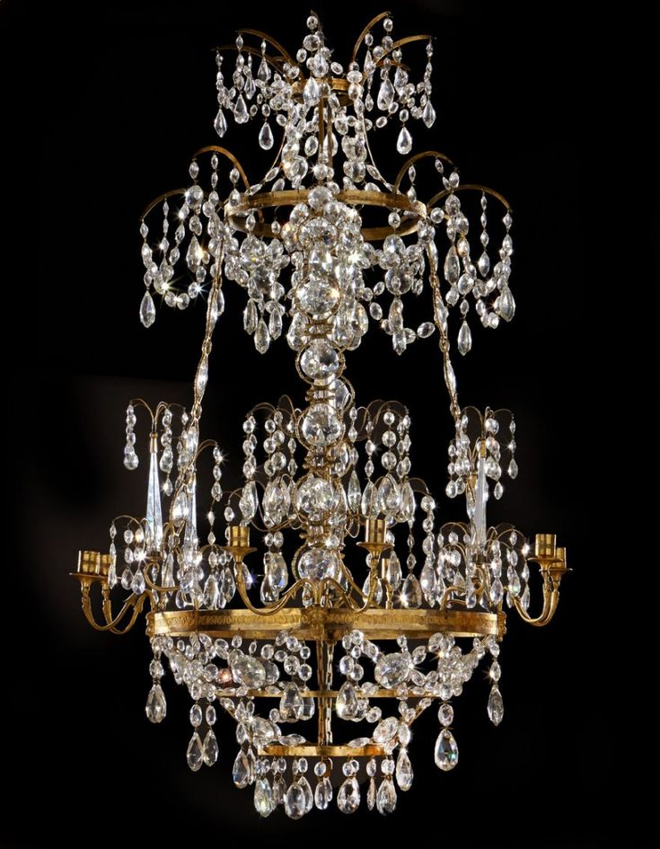 156 best Chandeliers images on Pinterest | Crystal chandeliers ...