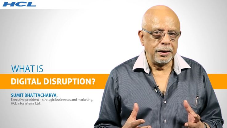 What is Digital Disruption?