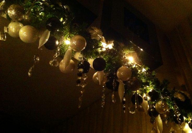 Kerstdecoratie 'kleine woning'