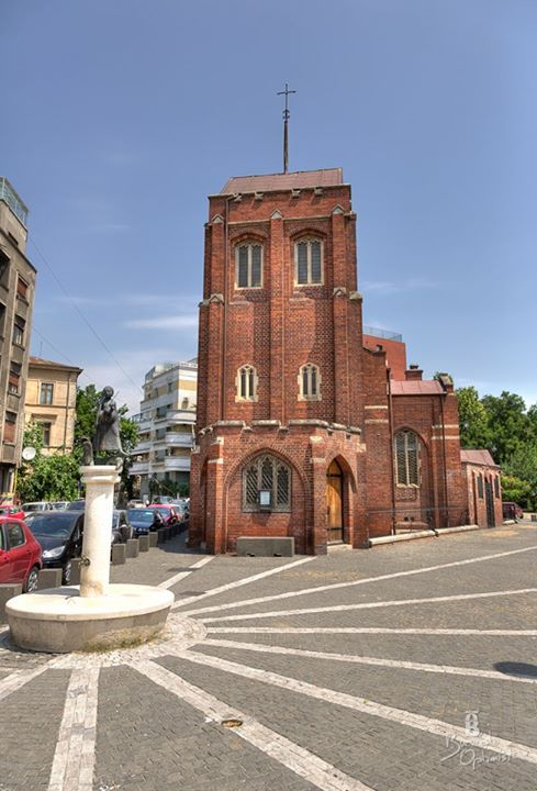 The Anglican Church of the Resurrection, Bucharest, Romania