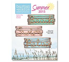 SUMMER, FATHER'S DAY, AND PATRIOTIC 2015 #burtonandburton