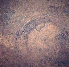 Vredefort crater, South Africa