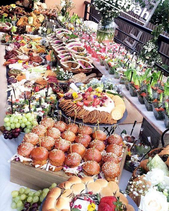 Simple Wedding Reception Food Ideas: Wedding Food, Food Platters