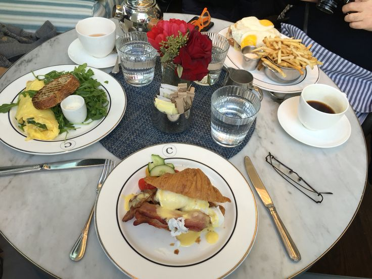 Brunch French Style in Toronto