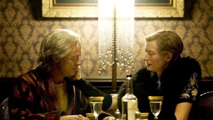 Fitzgerald Adaptations Get Mixed Results Variety Brad Pitt Tilda Swinton Film