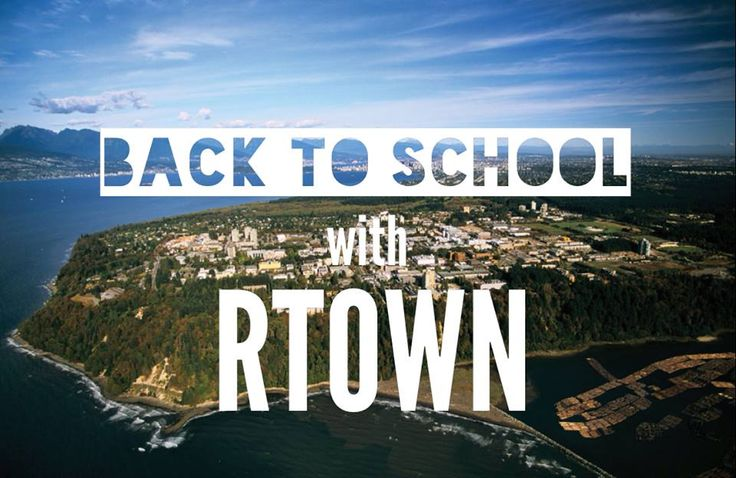 RTOWN Goes Back to School  The UBC Alma Mater Society's (AMS) has joined forces with RTOWN to offer a loyalty program for students, teachers and visitors to the building.