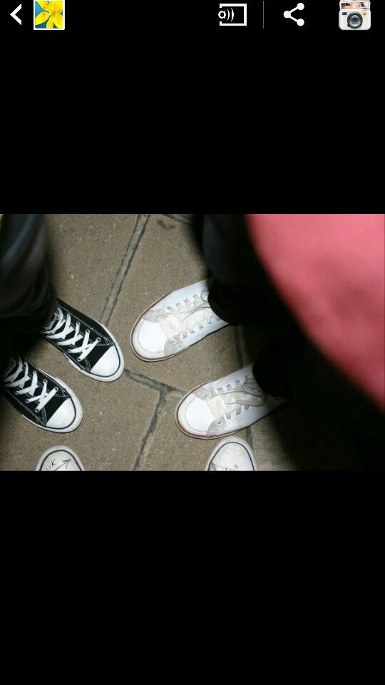 Nike sneakers and black All Stars #retro #rebel #indiekid #hipster #sneakers #kicks #footwear #nike #allstars