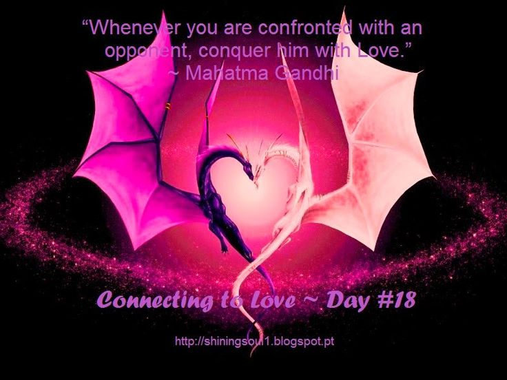 ShiningSoul: CONNECTING TO LOVE ~ DAY #18