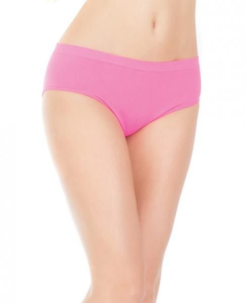 Knit Panty Center Back Slashes Neon Pink OS/XL Stretch knit panty with center back slashes. From Coquette lingerie. Color Neon Pink. Ladies one size queen, OS/XL. Weight 170 pounds to 200 pounds. Waist 32 inches to 40 inches. Hips 42 inches to 50 inches. Dress sizes 14 to 20.  $12.90 https://sextoysclub.no/womens-underwear/20847-knit-panty-center-back-slashes-neon-pink-os-xl.html