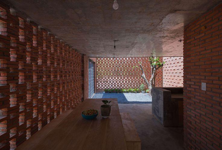 •Location: Long Thanh, Dong Nai Province •Architecture: Tropical Space Co.,Ltd •Architects: Nguyen Hai Long, Tran Thi Ngu Ngon, Nguyen Anh Duc, Nguyen Th...
