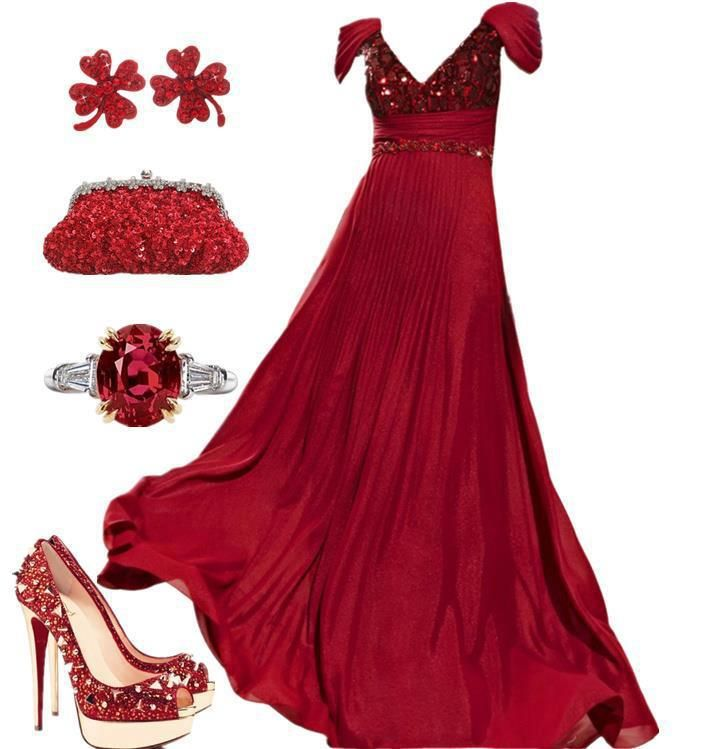 STYLE INSPIRATION: ALL RED EVERYTHING | Obsessed