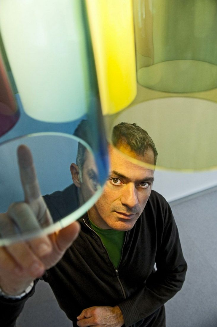 Top 10: Arik Levy's feeling for design | Arik Levy |