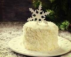Gâteau à la noix de coco