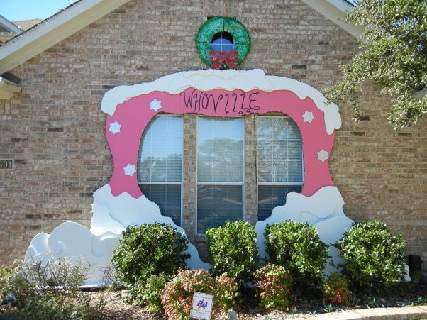 Christmas Decoration Ideas 2012 210 best christmas ideas grinch/whoville images on pinterest