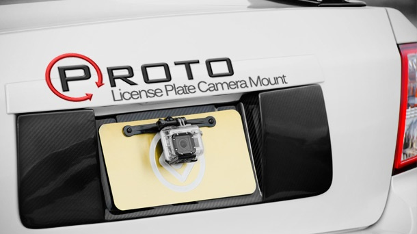 Check out the new license plate camera mount for your go pro. Go and get yours at Subiecrazed.com  RallySportDirect.com - Performance Car Parts Online