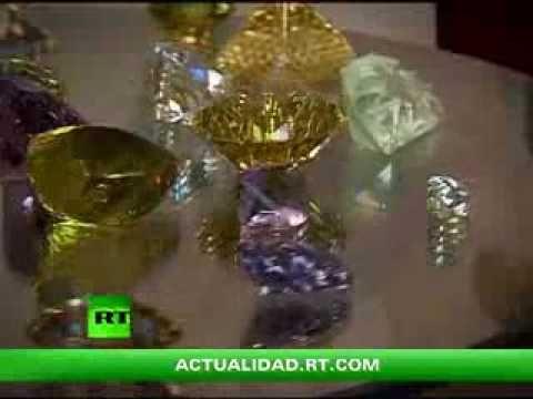 Montañas de tesoros - Documental de RT