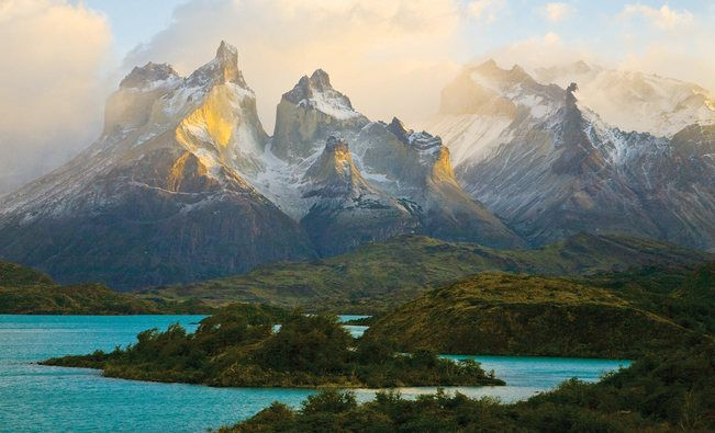 Amazing Patagonia Photo - National Geographic - [636 x 201px]   landscape Nature Photos
