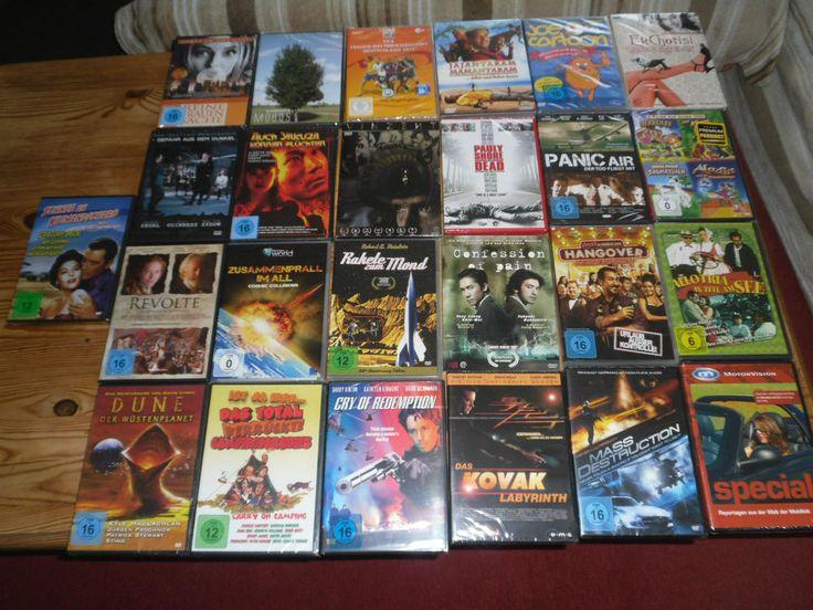 25 DVD FILME       OVP/NEU       (   PAKET 3  )