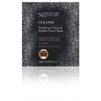 Charcoal Bubble Sheet Mask - Masks - Shop Skin
