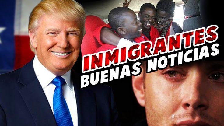 BUENAS NOTICIAS PARA INMIGRANTES JULIO, NOTICIAS RECIENTES DEL MUNDO 4 D...