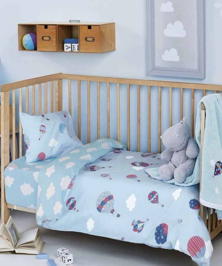 Διακοσμήστε το βρεφικό δωμάτιο του μικρού σας με προιοντα Kentia.