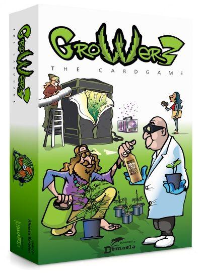 Coltivare è per ora solo un gioco...  GrowerZ è il primo gioco di carte dedicato alla coltivazione di Cannabis. In GrowerZ si deve interpretare un personaggio che, in un contesto di legalizzazione, dovrà coltivare quanto è giusto per sé. Vince chi rispetta il proprio equilibrio e seleziona le giuste tipologie di pianta per sé e il proprio stile di vita. GrowerZ informa e sensibilizza sul variegato mondo della Cannabis, invita il legislatore a riflettere su quali possibili modelli di…