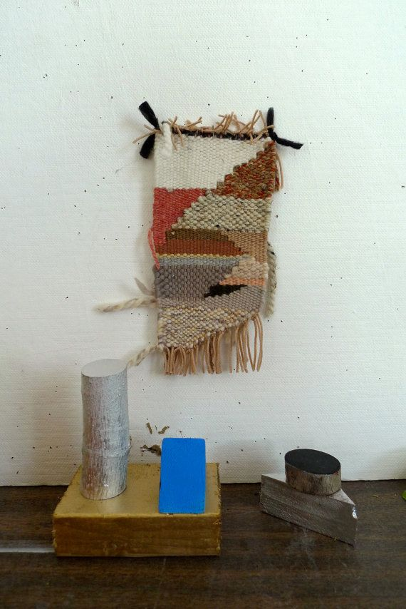 weaving / wall hanging by AnnaSlezak on Etsy