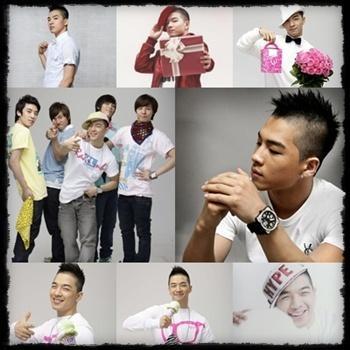 Big Bang- Gosh how I love those Asians