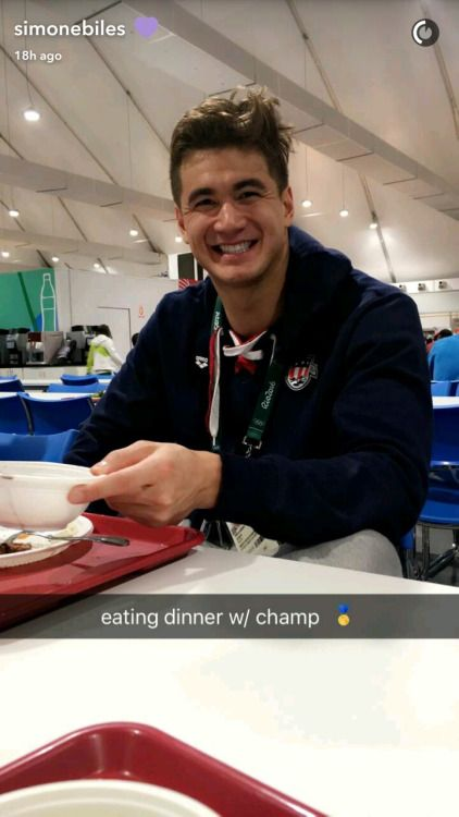 Holy Shit Nathan Adrian is my life rn