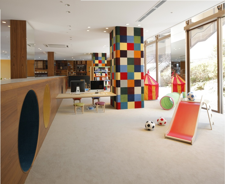 Kids Room, Play, Japan, Onsen