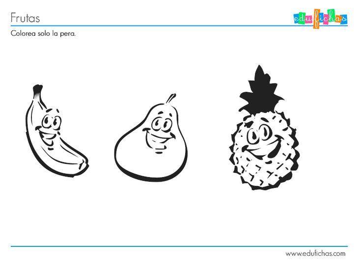 Dibujos Colorear Ninos 3 Anos: Más Fichas De Actividades Para Niños De 2 Y 3 Años Aquí