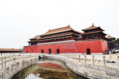 Ciudad Prohibida, Beijing China