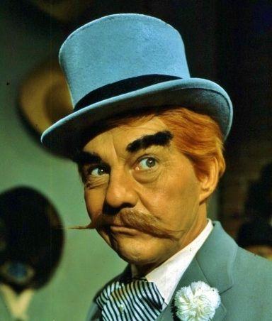 David Wayne (Mad Hatter)