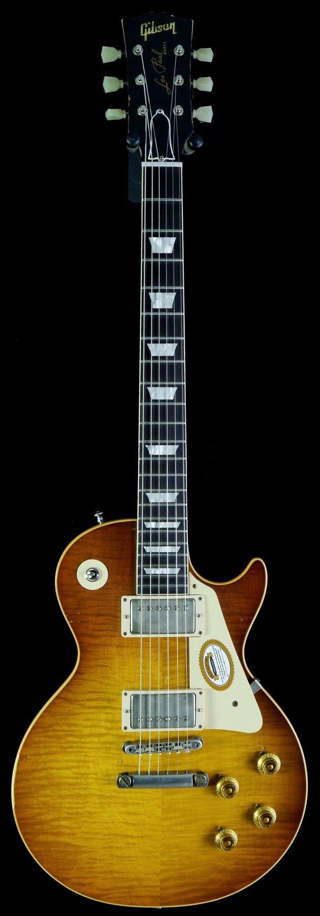 Gibson Custom Collector's Choice 43 - Mick Ralphs 1958 Les Paul Standard