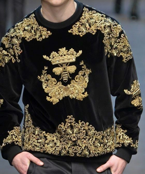 patternprints journal: PRINTS, PATTERNS AND TEXTILE SURFACES FROM MILAN CATWALKS (MENSWEAR F/W 2015/16) /Dolce & Gabbana.