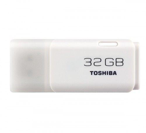 TOSHIBA TransMemory - U202 WHITE 32GB Pen Drive