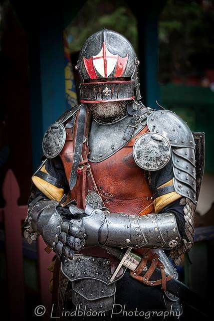 . #knight #armor #medieval