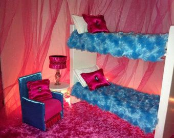 Fashion Doll Furniture for Barbie Monster by NanasDollFurniture