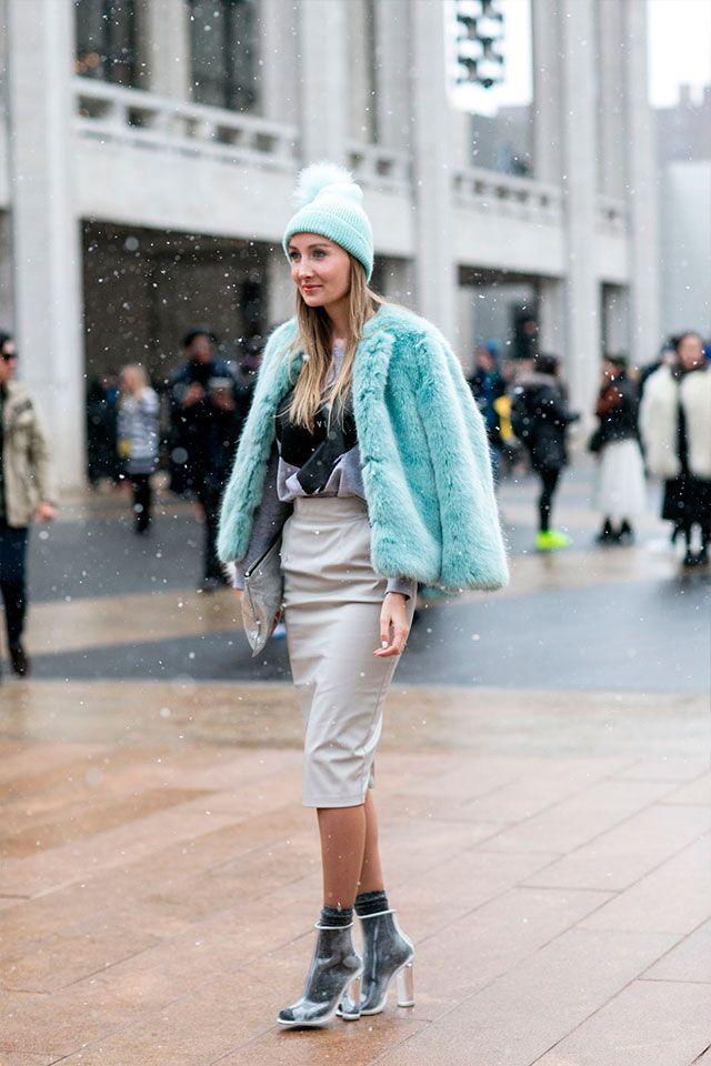 Неделя моды в Нью-Йорке F/W 2015: street style. Часть 2 (фото 6)