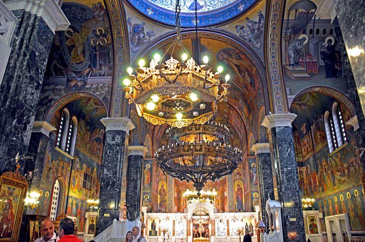 The Panagia Dexia Church in Thessaloniki
