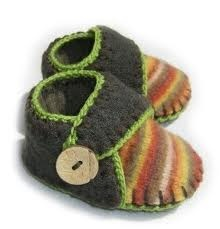 From felted sweaters - so cute...