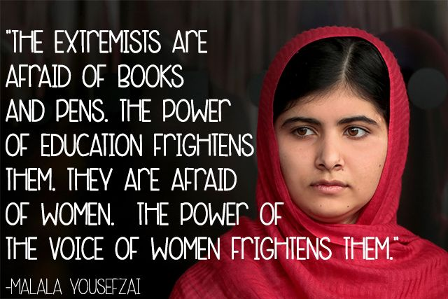 I Am Malala Quotes Endearing 34 Best I Am Malala Lesson Ideas Images On Pinterest  Inspiration